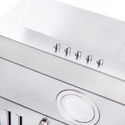 Вытяжка декоративная Т-образная WEILOR Slimline WP 6230 SS 1000 LED