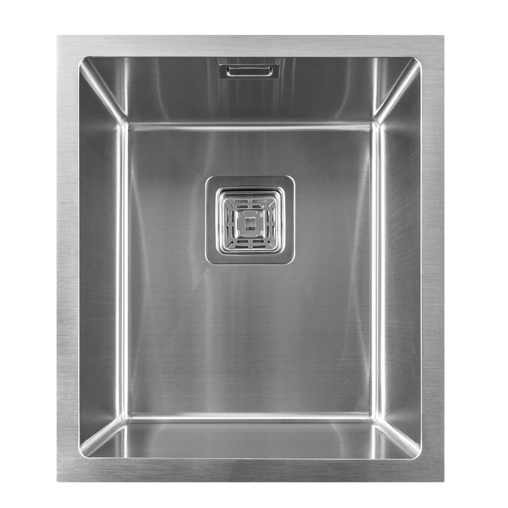 Мойка кухонная нержавеющая сталь WEILOR ALLERHAND WRX 3945