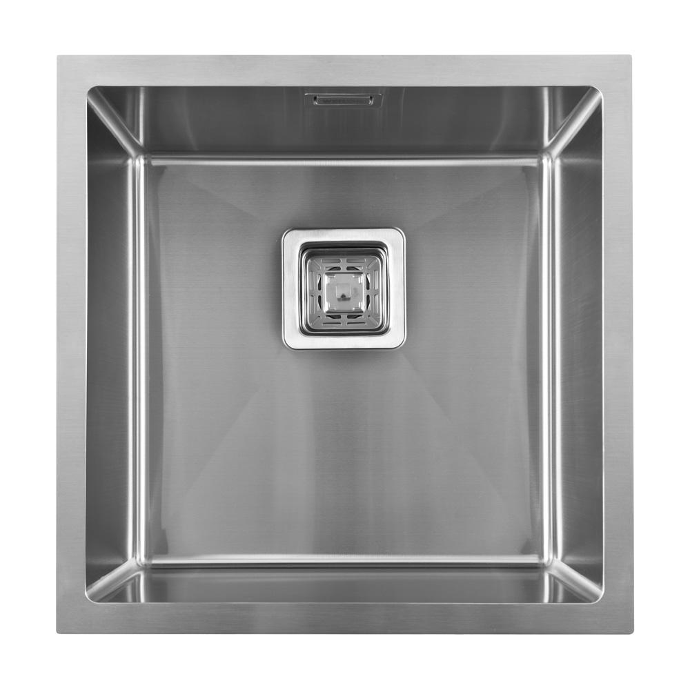 Мойка кухонная нержавеющая сталь WEILOR ALLERHAND WRX 4545