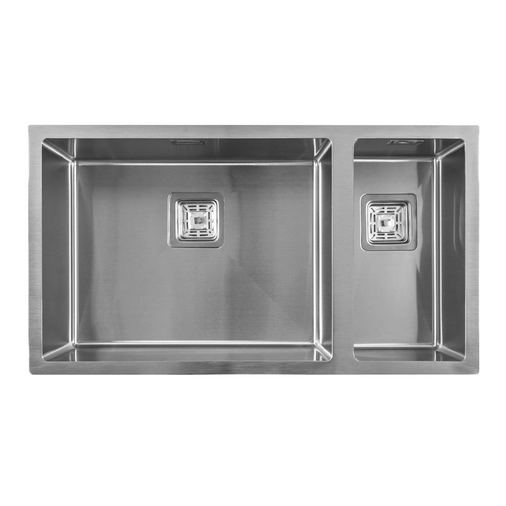 Мойка кухонная нержавеющая сталь WEILOR ALLERHAND WRX DB8145