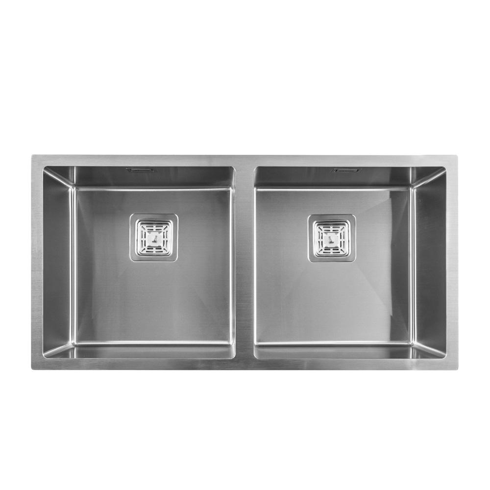 Мойка кухонная нержавеющая сталь WEILOR ALLERHAND WRX TB8945