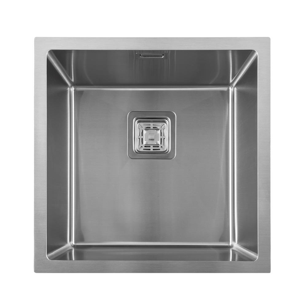 Мойка кухонная нержавеющая сталь WEILOR ERNST WRD 4545