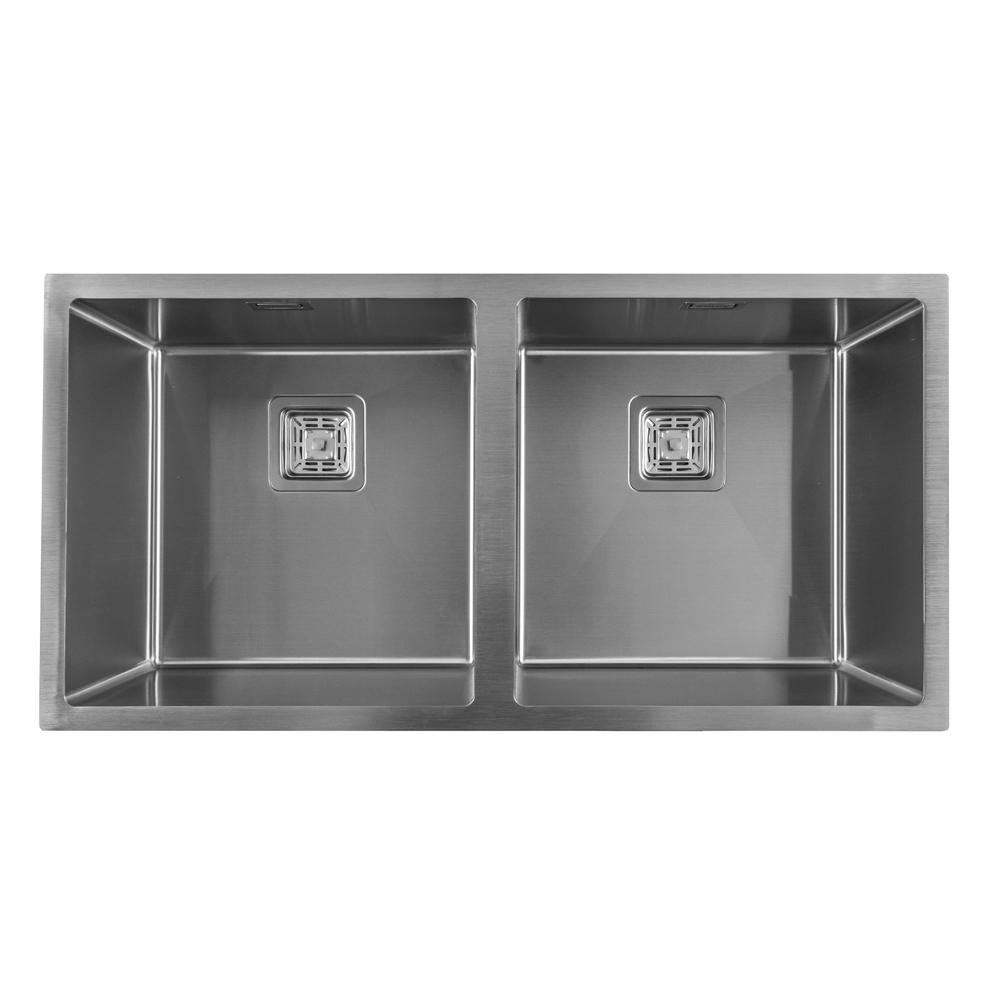 Мойка кухонная нержавеющая сталь WEILOR ERNST WRD TB8945