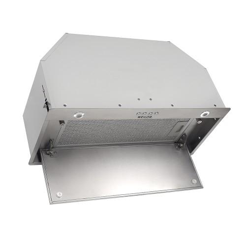 Вытяжка полновстраиваемая WEILOR PBE 6140 SS 750 LED