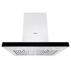 Вытяжка декоративная Т-образная WEILOR WPS 6230 SS 1000 LED