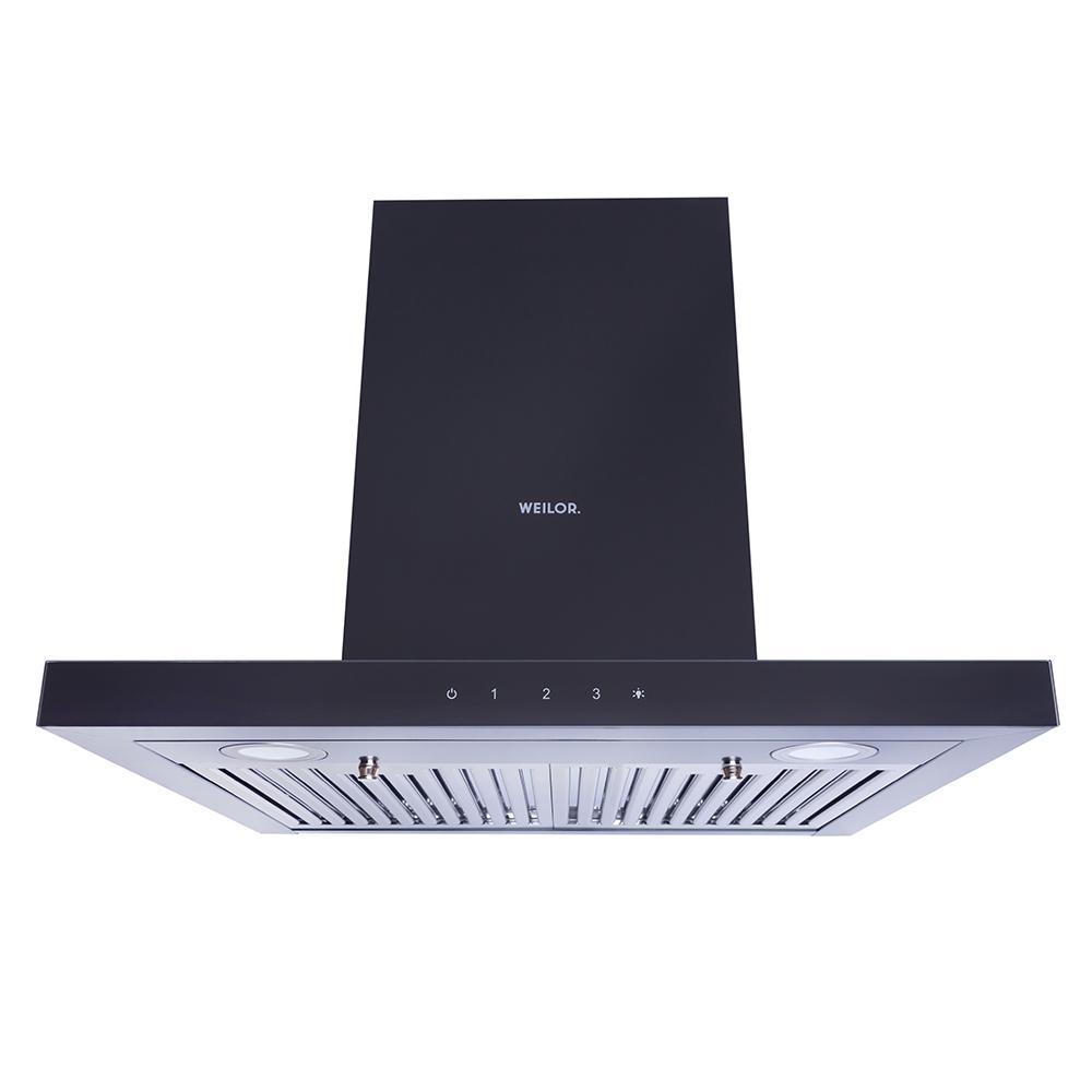 Вытяжка декоративная Т-образная WEILOR WPS 6230 BL 1000 LED
