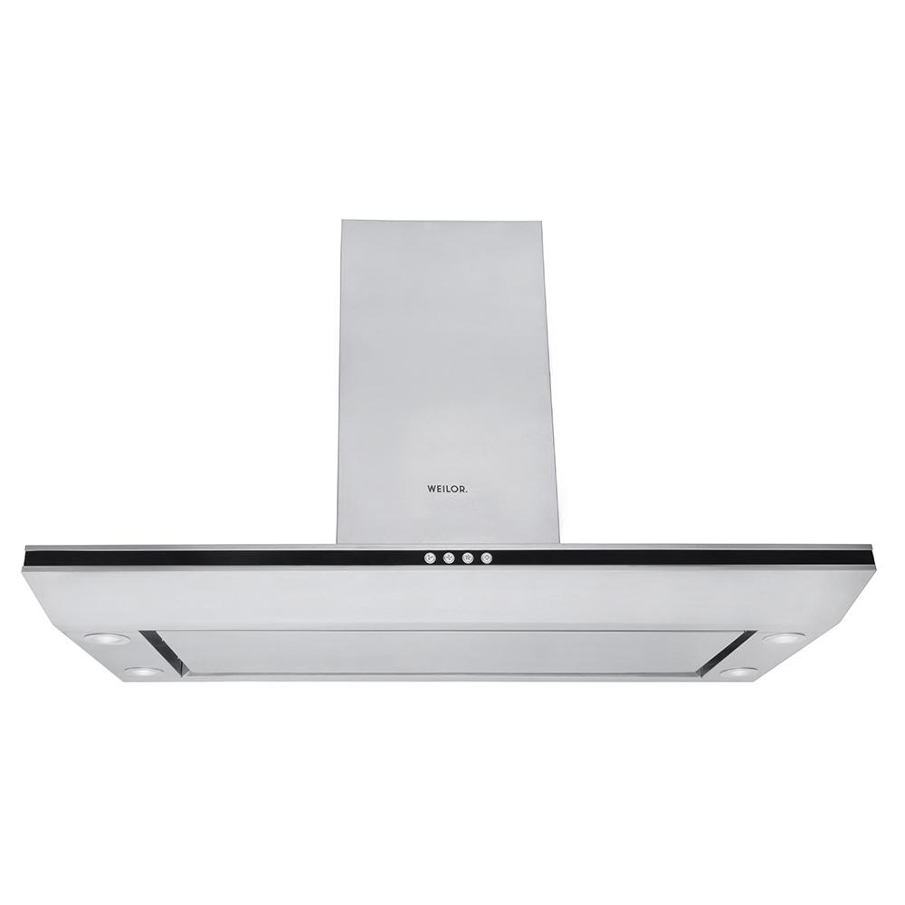 Вытяжка декоративная Т-образная WEILOR PWE 9230 SS 1000 LED