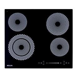Поверхность стеклокерамическая WEILOR WHC 651 BLACK