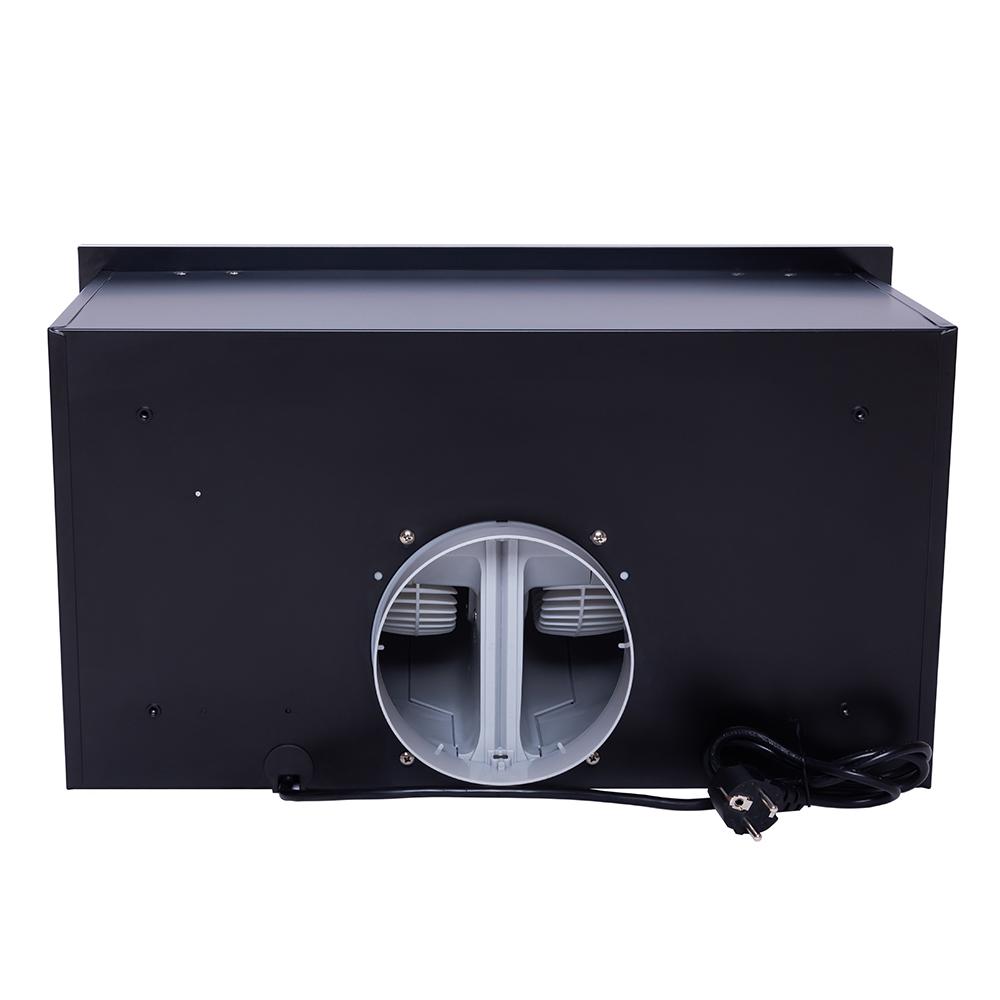 Вытяжка полновстраиваемая WEILOR PBS 52650 GLASS BL 1250 LED Strip
