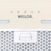 Вытяжка полновстраиваемая WEILOR PBS 72650 GLASS BG 1250 LED Strip