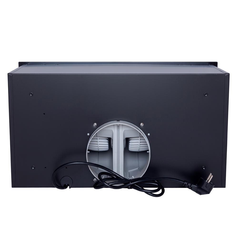 Вытяжка полновстраиваемая WEILOR PBSR 52652 GLASS FBL 1300 LED Strip